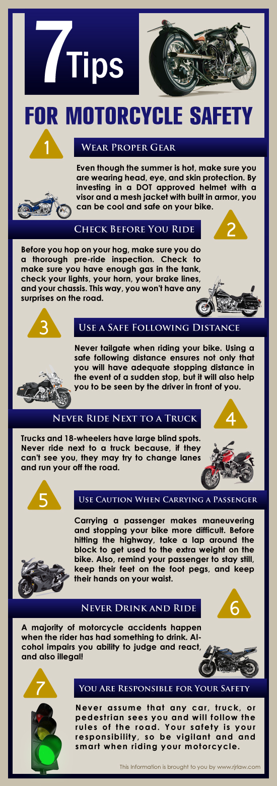 SC Motorcycle Accident Lawyer