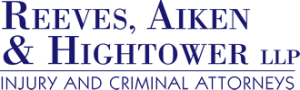 Reeves, Aiken &amp; Hightower: Injury and Criminal Attorneys